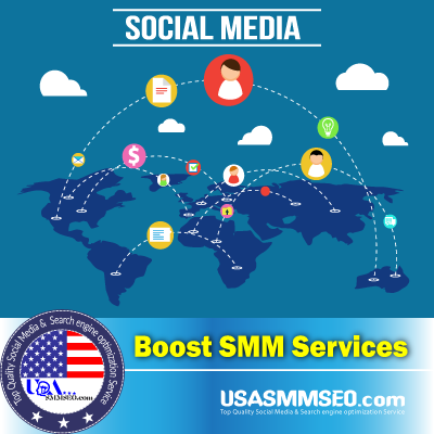 Boost SMM Services
