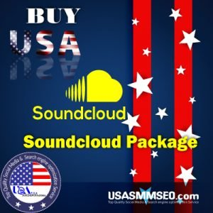Buy USA Soundcloud Package