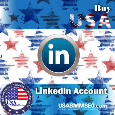 Buy USA LinkedIn Accounts