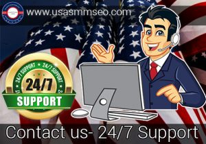 Contact us- 247 Support