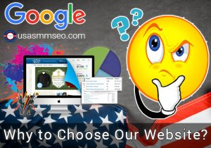 Why to Choose Our Website